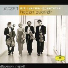 "Mozart: Six ""Haydn"" Quartets (Quartetti dedicati ad Haydn) / Hagen Quartet CD"