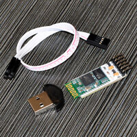 Serial Bluetooth Module RF Transceiver (Bluetooth-TTL)+Dongle Adapter Kit