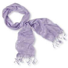 The Children's Place Girls Metallic Threaded Woven Scarf