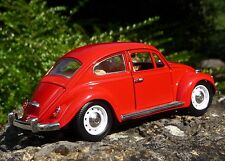 RC VW Käfer 1300 mit METALL-KAROSSE Länge 23cm  Ferngesteuert 27MHz       403030