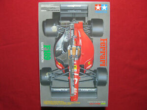 Ferrari F189 Early Version 1/20 Tamiya Formula 1 F1 Racing Nigel Mansell +Berger