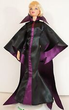 Genuine Disney Malefica Dress New For Barbie Doll Clothes Accessories