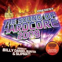 BILLY DANIEL BUNTER & SLIPMATT the sound of hardcore 2009 (2X CD) breakbeat