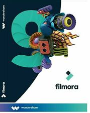 ✅WonderShare Filmora 9 WINDOWS Video Editor 4K( ACTIVATOR FILE NO KEY LIFETIME)✅