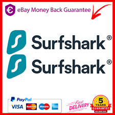surfshark VPN - 5 years warranty - all devices - No data Limits - Support 7/7🔥