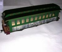 Hawthorne Village Thomas Kinkade's Village Christmas Observation Car/Train. NEW