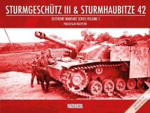 Sturmgeschütz III and Sturmhaubitze 42