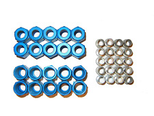 AN 818 819 -4 Tube Nut Sleeve Nitrous FITTINGS FASTENERS