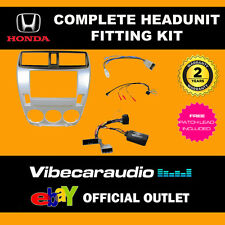 CONNECTS 2 CTKHD 03 Honda City 2008 (manuale A/C) DOPPIO DIN KIT INSTALLAZIONE RADIO