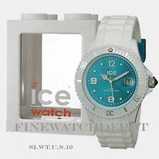 Authentic Ice Sili White Turquoise Unisex Watch SI.WT.U.S.10