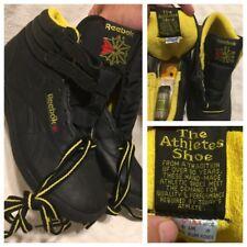 Rarest! 1980s Unworn Nos Reebok Hi-Top Free Style Athletic Sneakers Womens Sz 8
