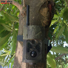 Outdoor IR Sensor HD Hunting Camera 3G MMS Wild Spy Trail Camera JS055G
