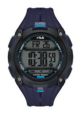 FILA ACTIVE 38-094-002 Uhr Armbanduhr Sport Uhren Jogging Fitness Unisex Blau