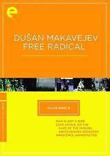 CRITERION COLLECTION: ECLIPSE 18: DUSAN MAKAVEJEV - DVD - Region 1 - Sealed