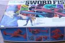 Cowboy Bebop : Swordfish model kit 1/72 Scale from Japan Bandai unused Rare