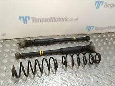Ford Fiesta Zetec S Rear suspension