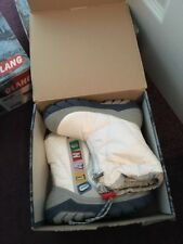 Girls Olang Snow Boots White Colour size  UK 9-10 EU 27-28 BNIB