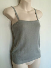 Viscose Tank, Cami Dry-clean Only Regular Tops & Blouses for Women