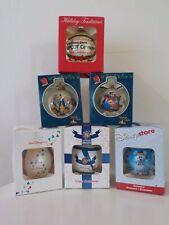 Disney Christmas Ornaments Lot
