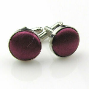 Mens Classic Tuxedo Solid Color Cufflinks Wedding Party Shirt Cuff Links Jewelry