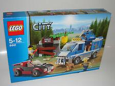 LEGO® City 4441 Polizeihundetransporter NEU OVP Police Dog Van NEW MISB NRFB