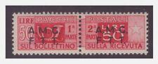 TRIESTE A - 1947  PACCHI POSTALI   LIRE  50  NUOVO **