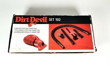 DIRT DEVIL  Attachments Set 192