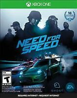 Need for Speed (Microsoft Xbox One, 2015) - Used
