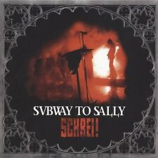 SUBWAY TO SALLY Schrei!/Engelskrieger in Berlin CD+DVD