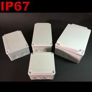 Abzweigkasten Abzweigdose 110x110, 150x110, 210x110, 210x140 Klemmkasten IP67