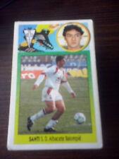 Lote 50 cromos Ediciones Este liga 1993/1994 93/94 Version Carton Despegados.