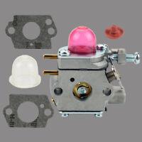 For MTD Hyper Tough Carburetor Kit Carb String Trimmer WT-973 Engines Hot