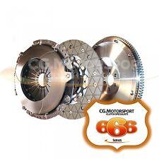 CG Motorsport 666 Clutch & Flywheel Kit for Skoda Octavia Mk2B 2.0 TDI CLCB CFHC