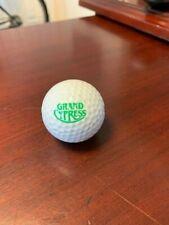 Vintage Logo Golf Ball, Grand Cypress