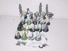 Warhammer Fantasy Lizardmen 19x Temple Guard metal OOP