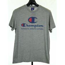 Champion Authentic Apparel Tee T-shirt, Script Logo Men Casual T-Shirt S171149