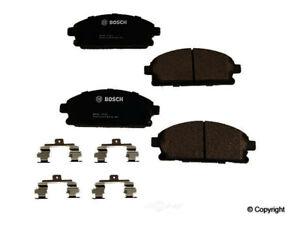 Disc Brake Pad Set-Bosch QuietCast Front WD Express 520 08550 462