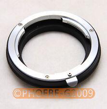 Leica R lens to Olympus 4/3 adapter E-600 E-620 E-450
