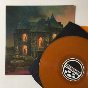 Opeth – In Cauda Venenum  2 × Orange Vinyl  With Booklet Album English Edition