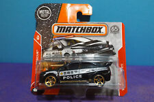 Matchbox Rescue In Contemporary Manufacture Diecast Cars