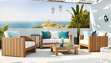 Garten Lounge Sets Aus Holz Mit Bis Zu 4 Sitzplätzen Günstig Kaufen