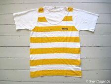 NEU Trash 90er DIADORA Matrosen T-Shirt Gestreift Streifen Gaultier True Vintage