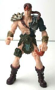 "Chap Mei Beast Raider THUNDER THOR Barbarian 4"" Figure Warriors of the Savage"