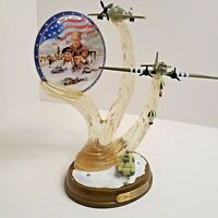 "BRADFORD EXCHANGE 2004 ""Battle of the Bulge"" Limited Edition 60th Anniversary"