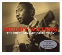 MUDDY WATERS - THE CHESS SINGLES COLLECTION 1950-1962 (NEW SEALED 3CD)