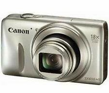 Canon PowerShot SX600 HS 16MP Digital Camera (Gold) (Intl Model) Version anty)