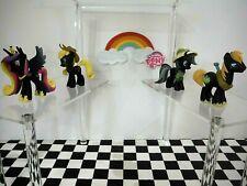 My Little Pony Hasbro Funko Minis, Big Macintosh. Cadance, Applejack, Daring Do