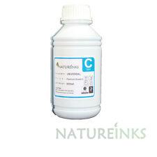 500ml Premium Cyan Universal Refill Ink dye Bottle CISS refillable cartridges
