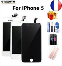 LCD iPhone 5 Noir Ecran tactile Digitizer Assemblé, Pièces Rechange Outils