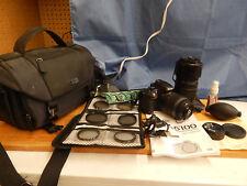 Nikon D D5100 16.2MP Digital SLR Camera, 2 Lenses (1 Tamron) and Accessories!!